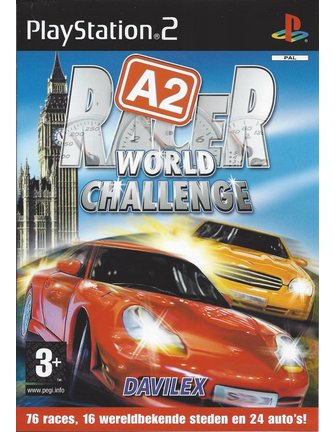 A2 RACER WORLD CHALLENGE for Playstation 2 PS2