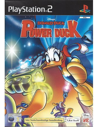 DONALD DUCK POWER DUCK for Playstation 2 PS2