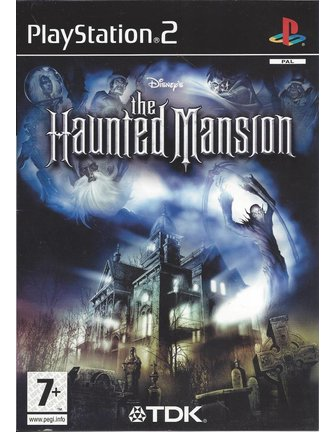 THE HAUNTED MANSION for Playstation 2 PS2