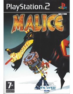 MALICE for Playstation 2 PS2