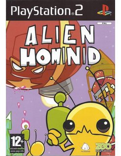 ALIEN HOMINID for Playstation 2 PS2