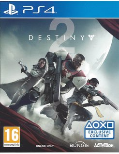 DESTINY 2 for Playstation 4 PS4