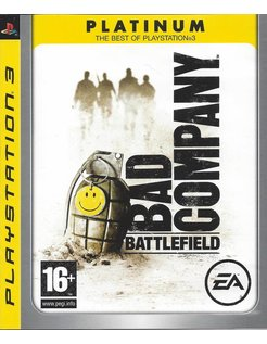 BATTLEFIELD BAD COMPANY for Playstation 3 - Platinum