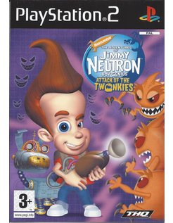 JIMMY NEUTRON ATTACK OF THE TWONKIES für Playstation 2 PS2