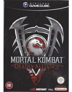 MORTAL KOMBAT DEADLY ALLIANCE for Gamecube