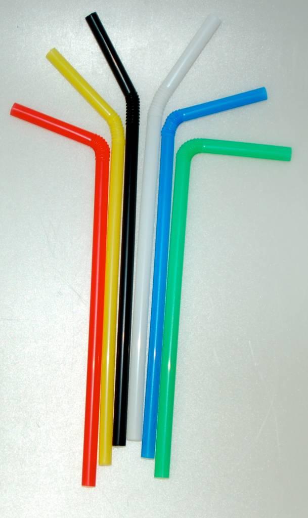 Big Shake Flex Halm in gemischten Farben
