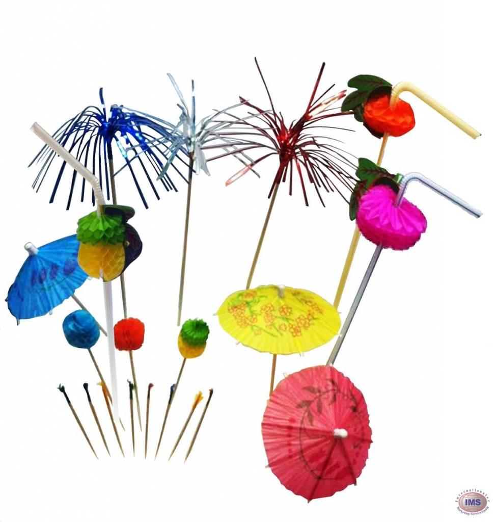 """Party Set """"Fiesta"""", sort. Designs,"""