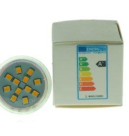 5x MR11 Strahler 2,4 Watt, warmweiß - 200 Lumen