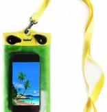 wasserdichte Handy- und Kameratasche mit Träger