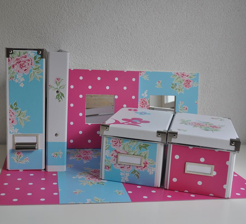 Spiegel stip roze hip met pink hippe kinderkamers - Kamer originele kind ...
