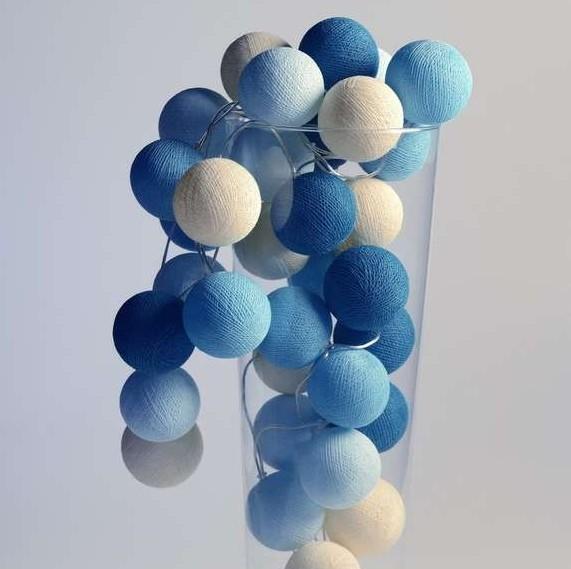 Lichtslinger Aqua Blauwe zee, wie gaat voor fris?