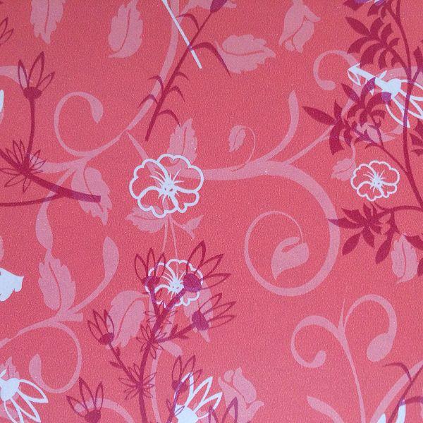 Bureau onderlegger Roses in Pink