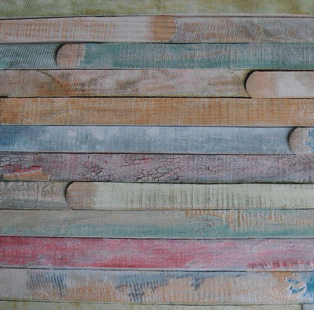 Set bureau accessoires Verweerd hout 3-delig