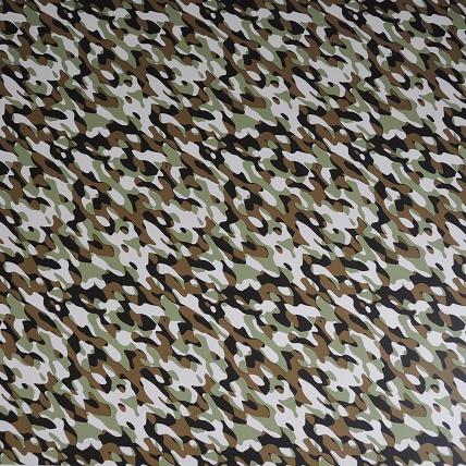 Set bureau accessoires Camouflage