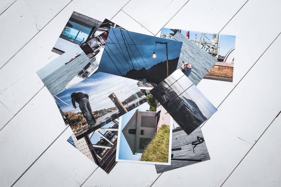 HippeKinderkamers Bureau onderlegger met eigen foto
