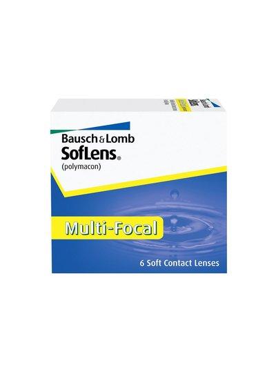 Soflens Multi-Focal 6-Pack van B&L bestelt u makkelijk en snel bij Fuva.nl