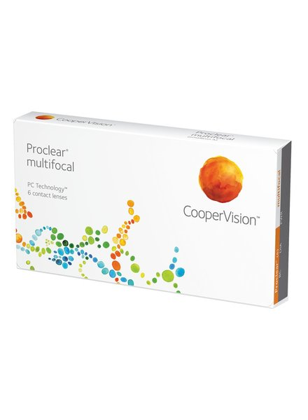 Proclear Multifocal 6-Pack - Coopervision