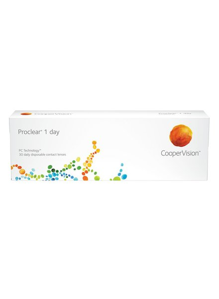 Proclear 1 day 30-Pack - Coopervision