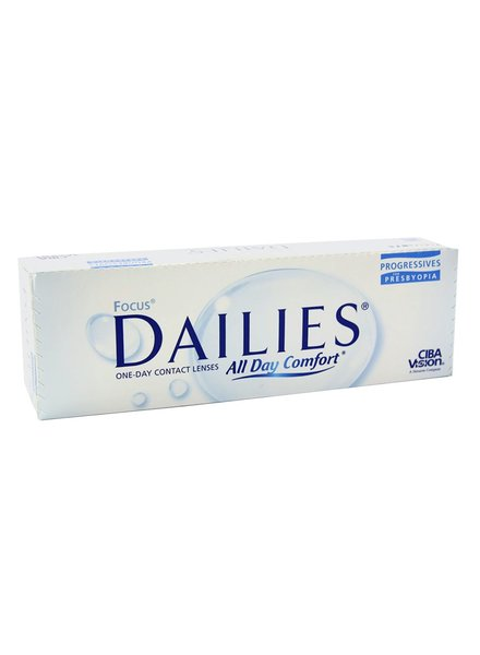 Focus DAILIES ADC Progressives 30-Pack - CIBA Vision