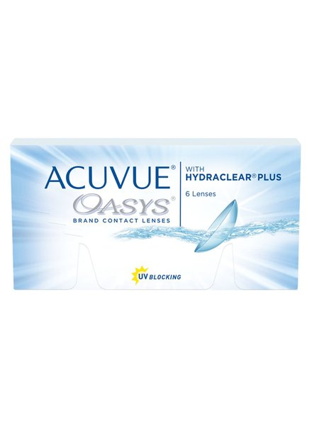 Acuvue Oasys with Hydraclear Plus 6-Pack - Johnson & Johnson