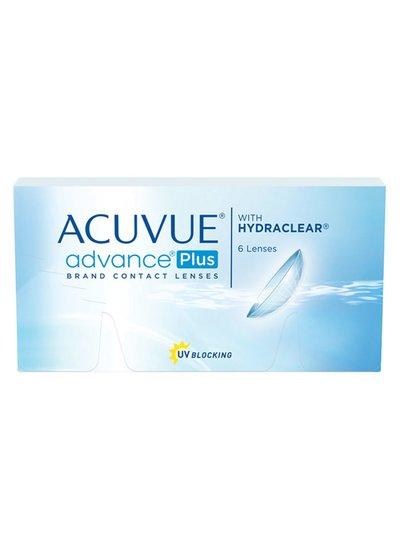 Acuvue Advance Plus with Hydraclear 6-Pack van J&J bestelt u makkelijk en snel bij Fuva.nl