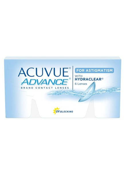 Acuvue Advance for Astigmatism 6-Pack - Johnson & Johnson