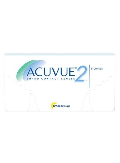 Acuvue 2 6-Pack van J&J bestelt u makkelijk en snel bij Fuva.nl