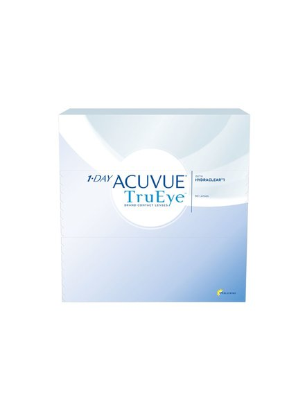 1-day Acuvue TruEye 90-Pack - Johnson & Jonhson