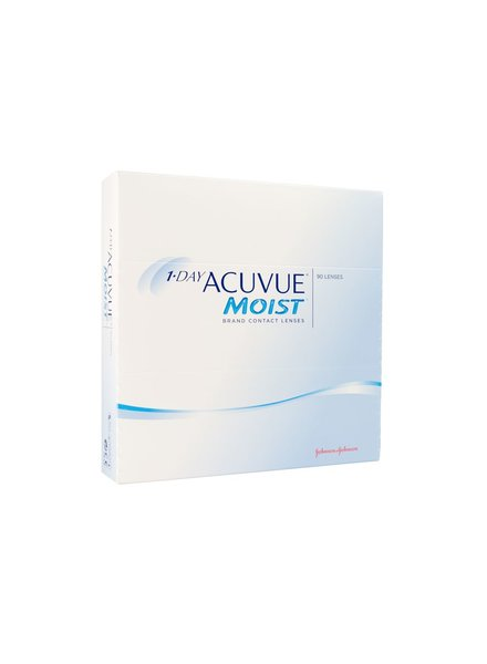 1-day Acuvue Moist 90-Pack - Johnson & Johnson