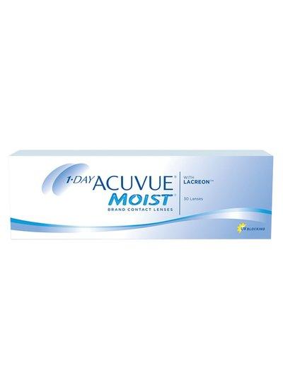 1-Day Acuvue Moist 30-Pack van J&J bestelt u makkelijk en snel bij Fuva.nl