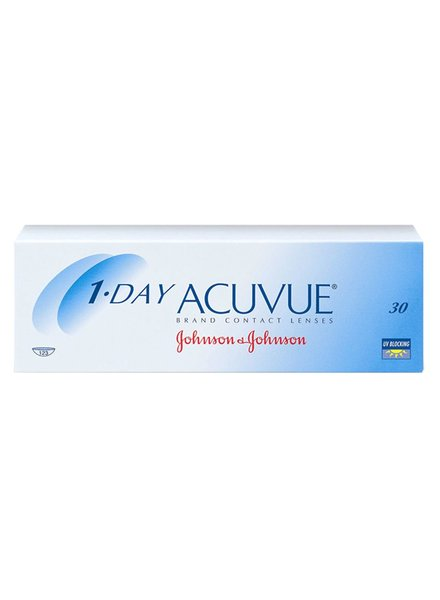 1-Day Acuvue 30-Pack - Johnson & Jonhson
