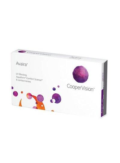 Avaira 6-Pack van Coopervision bestelt u makkelijk en snel bij Fuva.nl