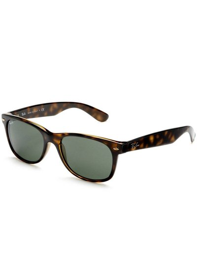 Ray-Ban New Wayfarer RB2132 902  | Ray-Ban Zonnebrillen | Fuva.nl
