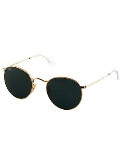 Ray-Ban Round Metal RB3447 001 | Ray-Ban Zonnebrillen | Fuva.nl