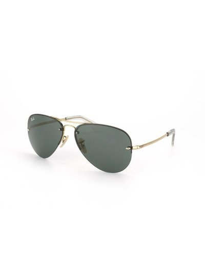 Ray-Ban RB3449 001/71 | Ray-Ban Zonnebrillen | Fuva.nl