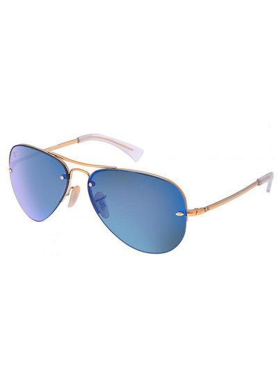 Ray-Ban RB3449 001/55 | Ray-Ban Zonnebrillen | Fuva.nl