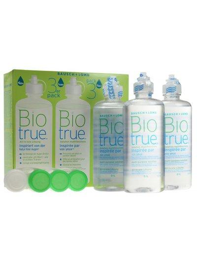 De Biotrue multi-purpose solution Multipack bestelt u makkelijk en snel bij Fuva.nl