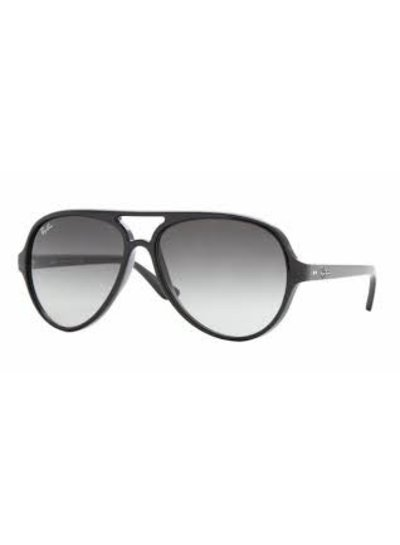 Ray-Ban Cats 5000 RB4125 601/32 | Ray-Ban Zonnebrillen | Fuva.nl