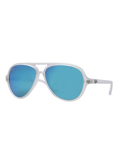 Ray-Ban Cats 5000 RB4125 646/17  | Ray-Ban Zonnebrillen | Fuva.nl