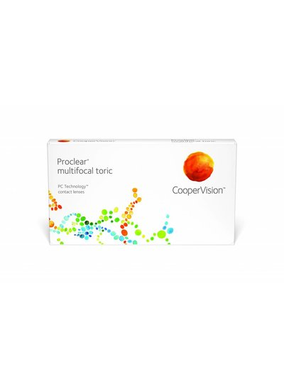 Proclear Multifocal Toric (6-Pack)