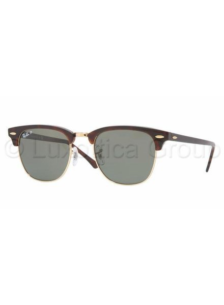 Ray-Ban Clubmaster - RB3016 990/58 Gepolariseerd