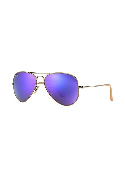 Ray-Ban Aviator - RB3025 167/1M Flash Lenses