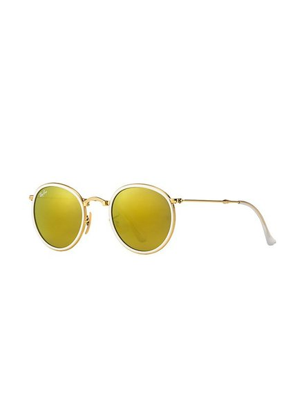 Ray-Ban Round Metal Folding - RB3517 001/93