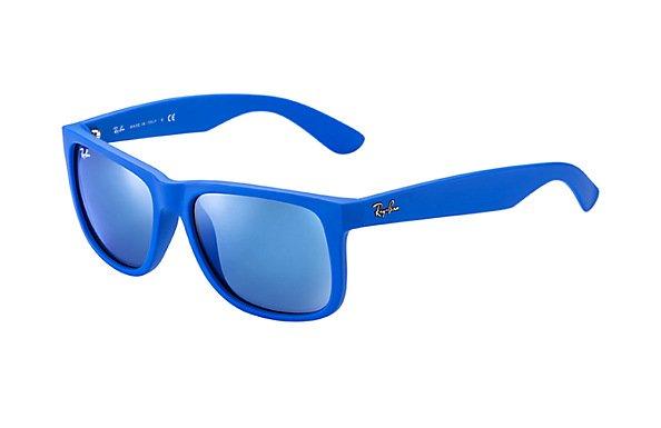 zonnebril ray ban blauwe glazen