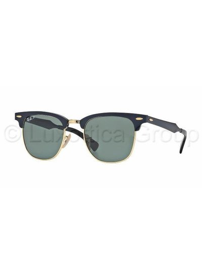 Ray-Ban - New Clubmaster RB3507 136/5N Gepolariseerd | Ray-Ban Zonnebrillen | Fuva.nl