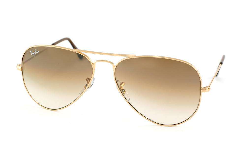 Ray Ban Aviator Gold