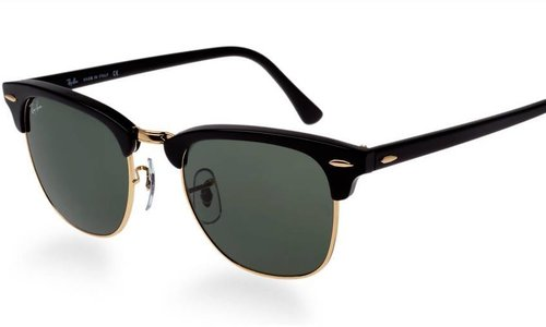 Ray-Ban Clubmaster - RB3016 zonnebrillen | Fuva.nl