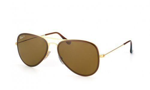 Ray-Ban Aviator Flat Metal - RB3513