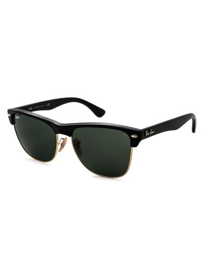 Ray-Ban Clubmaster Oversized - RB4175 877 | Ray-Ban Zonnebrillen | Fuva.nl