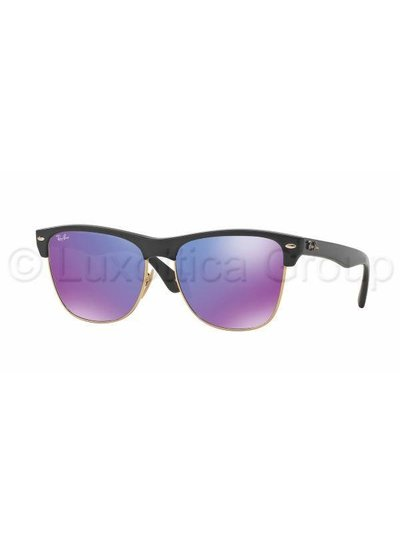 Ray-Ban Clubmaster Oversized - RB4175 877/1M | Ray-Ban Zonnebrillen | Fuva.nl
